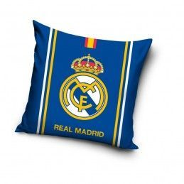 CUSCINO PILLOW REAL MADRID UFFICIALE BLU GIALLO