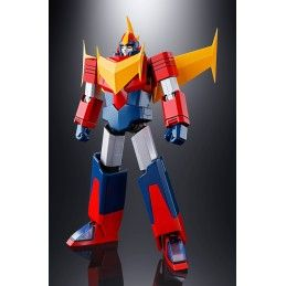 SOUL OF CHOGOKIN GX-81 ZAMBOACE ACTION FIGURE BANDAI