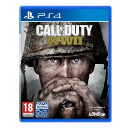 CALL OF DUTY WWII PS4 PLAYSTATION 4 NUOVO ITALIANO