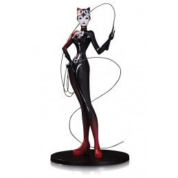 DC ARTISTS ALLEY CATWOMAN SHO MURASE FIGURE STATUE DC COLLECTIBLES