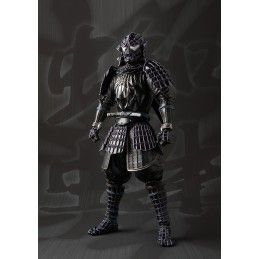 MARVEL SAMURAI BLACK SPIDER-MAN TAMASHII NATIONS ACTION FIGURE