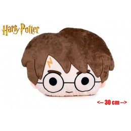 HARRY POTTER HARRY HEAD CUSHION PILLOW CUSCINO