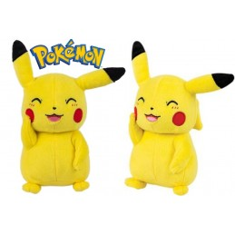POKEMON - PUPAZZO PELUCHE SMILE PIKACHU 20CM PLUSH FIGURE