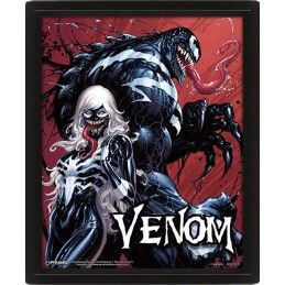 PYRAMID INTERNATIONAL VENOM LENTICULAR 3D POSTER 25X20CM