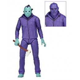 FRIDAY THE 13TH JASON CLASSIC VGA ACTION FIGURE