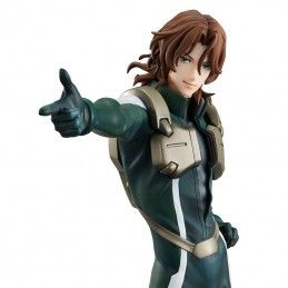 GUNDAM GUY GENERATION - LOCKON STRATOS STATUE 18 CM FIGURE