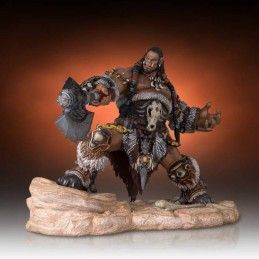 WORLD OF WARCRAFT DUROTAN STATUE