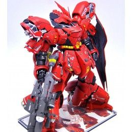 MASTER GRADE MG GUNDAM MSN-04 SAZABI VER KA 1/100 MODEL KIT