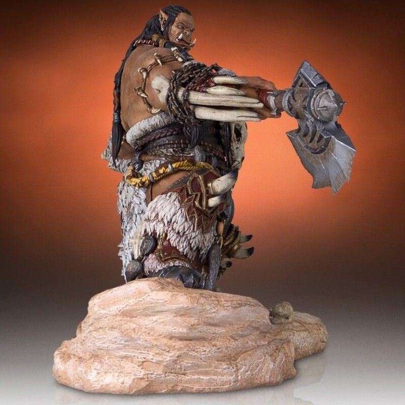 WORLD OF WARCRAFT DUROTAN STATUE GENTLE GIANT