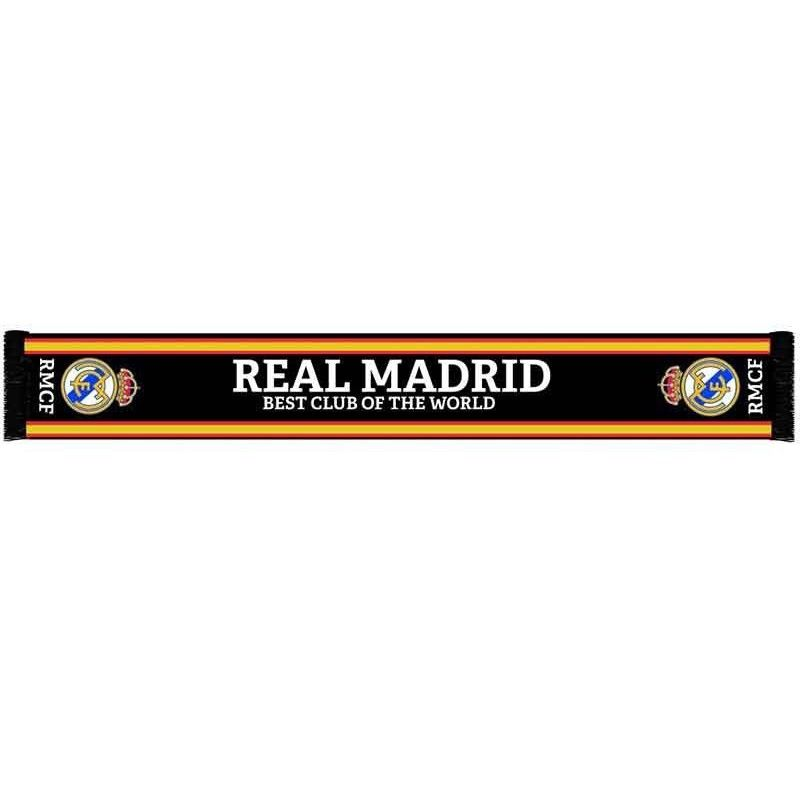 SCIARPA SCARF REAL MADRID UFFICIALE BEST CLUB