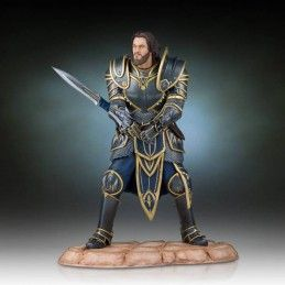 WORLD OF WARCRAFT LOTHAR STATUE GENTLE GIANT