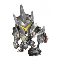 OVERWATCH CUTE BUT DEADLY MEDIUM VINYL FIGURE REINHARDT 10 CM BLIZZARD
