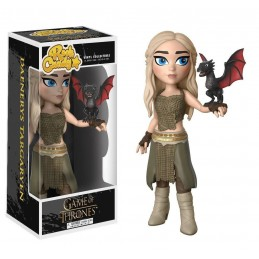 GAME OF THRONES ROCK CANDY VINYL FIGURE DAENERYS TARGARYEN 13 CM FUNKO
