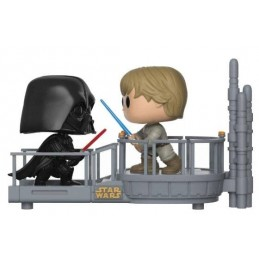 STAR WARS POP! MOVIE MOMENTS VINYL BOBBLE-HEAD 2-PACK CLOUD CITY DUEL 9 CM FUNKO