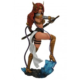 MARVEL GALLERY - ANGELA COMICS 25 CM FIGURE STATUE