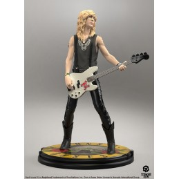 GUNS-N-ROSES ROCK ICONZ - DUFF MCKAGAN 20CM RESIN STATUE FIGURE