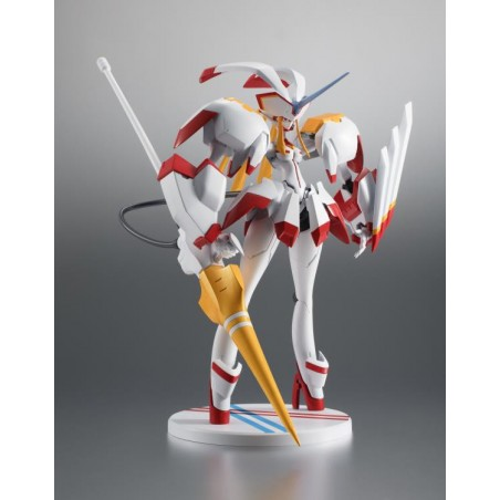 DARLING IN THE FRANXX STRELIZIA THE ROBOT SPIRITS ACTION FIGURE