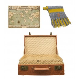 FANTASTIC BEASTS REPLICA 1/1 NEWT SCAMANDER SUITCASE VALIGIA LIMITED EDITION