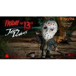 STAR ACE FRIDAY THE 13TH - JASON VOORHEES DEFORMED DELUXE ACTION FIGURE