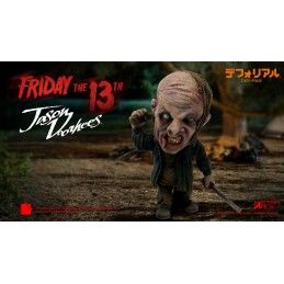 FRIDAY THE 13TH - JASON VOORHEES DEFORMED ACTION FIGURE