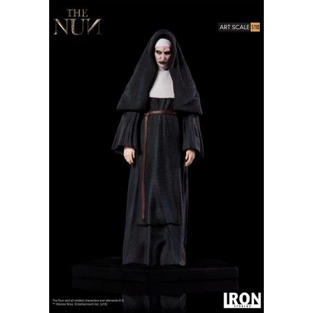 THE NUN ART SCALE 1/10 RESIN STATUE 18 CM FIGURE