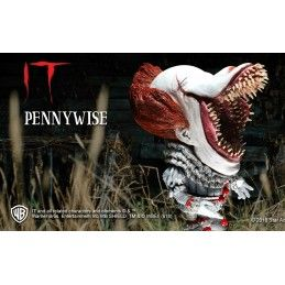 IT PENNYWISE DEFORMED SCARY VERSION ACTION FIGURE STAR ACE