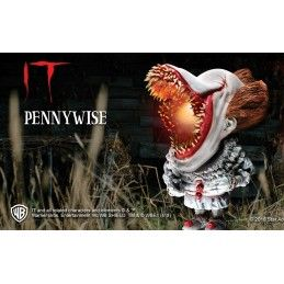 IT PENNYWISE DEFORMED SCARY LIGHTUP VERSION ACTION FIGURE STAR ACE