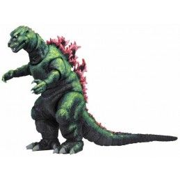 GODZILLA 1956 - GODZILLA MOVIE U.S.A. POSTER ACTION FIGURE NECA