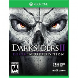 DARKSIDERS II DEATHINITIVE EDITION XBOX ONE XONE USATO
