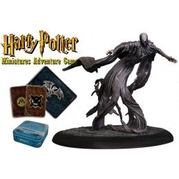 HARRY POTTER MINIATURE ADVENTURE GAME - DEMENTOR ADVENTURE PACK KNIGHT MODELS