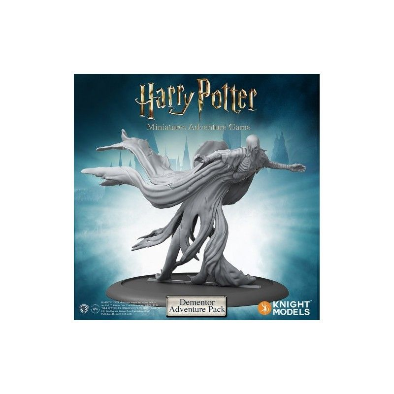 KNIGHT MODELS HARRY POTTER MINIATURE ADVENTURE GAME - DEMENTOR ADVENTURE PACK