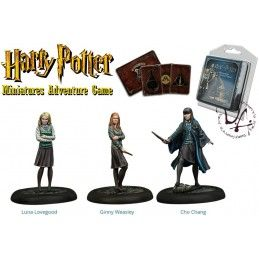 KNIGHT MODELS HARRY POTTER MINIATURE ADVENTURE GAME - DUMBLEDORE'S ARMY PACK