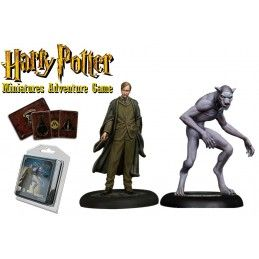 KNIGHT MODELS HARRY POTTER MINIATURE ADVENTURE GAME - REMUS LUPIN PACK