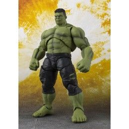 AVENGERS INFINITE WAR HULK SH FIGUARTS ACTION FIGURE