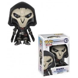 FUNKO POP! OVERWATCH - REAPER BOBBLE HEAD KNOCKER FIGURE