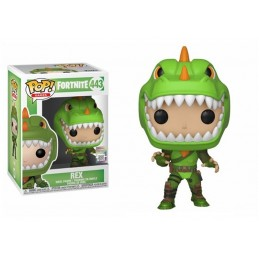 FUNKO POP! FORTNITE - REX BOBBLE HEAD KNOCKER FIGURE