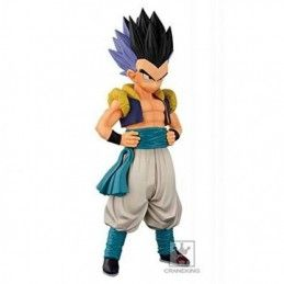 DRAGON BALL SUPER MASTER STARS PIECE THE GOTENKS STATUE 19 CM FIGURE BANPRESTO