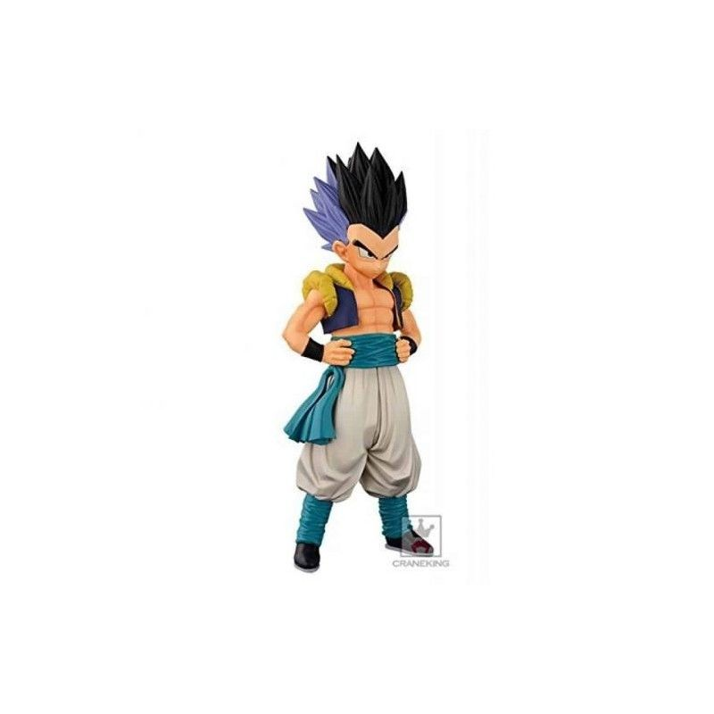 DRAGON BALL SUPER MASTER STARS PIECE THE GOTENKS STATUE 19 CM FIGURE