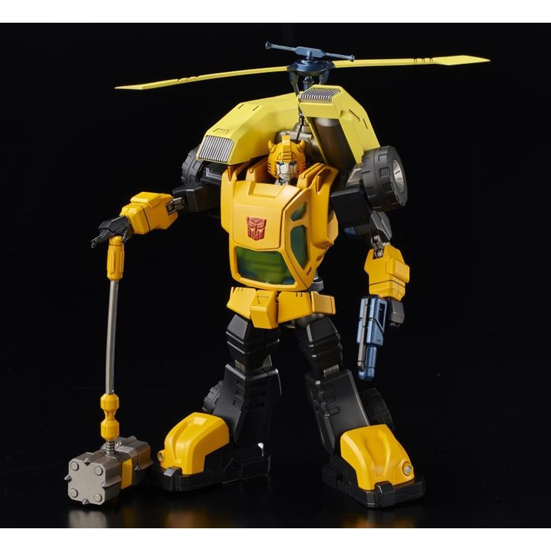 TRANSFORMERS BUMBLE BEE MODEL KIT ACTION FIGURE