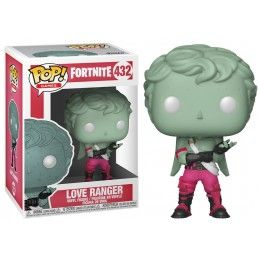 FUNKO POP! FORTNITE - LOVE RANGER BOBBLE HEAD KNOCKER FIGURE FUNKO