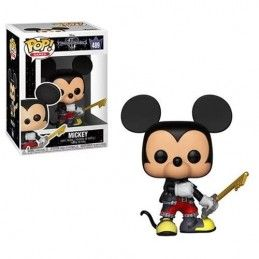FUNKO POP! KINGDOM HEARTS III - MICKEY BOBBLE HEAD KNOCKER FIGURE