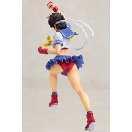 STREET FIGHTER SAKURA BISHOJO BISHOUJO STATUE ACTION FIGURE