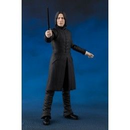 BANDAI HARRY POTTER SEVERUS SNAPE ACTION FIGURE S.H. FIGUARTS