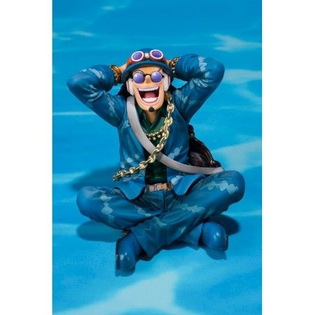 ONE PIECE 20TH ANNIVERSARY DIORAMA - USOPP FIGUARTS ZERO FIGURE