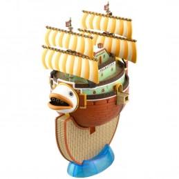 ONE PIECE GRAND SHIP COLLECTION - SANJI BARATIE MODEL KIT FIGURE