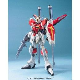 MASTER GRADE MG SWORD IMPULSE GUNDAM 1/100 MODEL KIT ACTION FIGURE BANDAI
