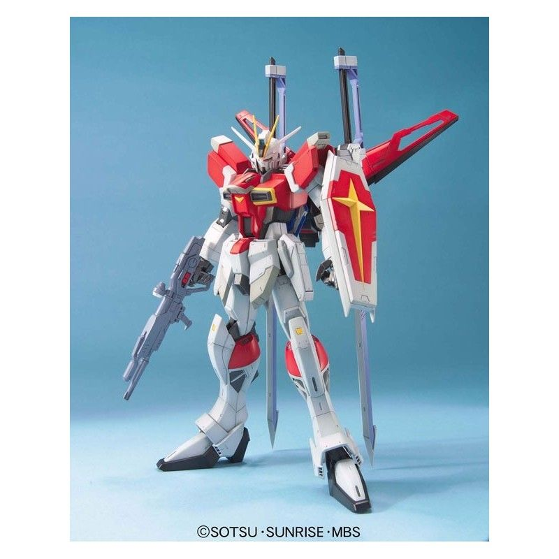 BANDAI MASTER GRADE MG SWORD IMPULSE GUNDAM 1/100 MODEL KIT ACTION FIGURE