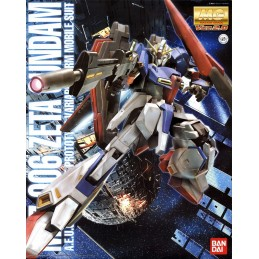 MASTER GRADE MG ZETA GUNDAM VER 2.0 1/100 MODEL KIT FIGURE