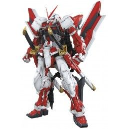 MASTER GRADE MG GUNDAM ASTRAY RED FRAME REVISE 1/100 MODEL KIT