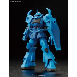 HIGH GRADE HGUC GOUF REVIVE 1/144 MODEL KIT